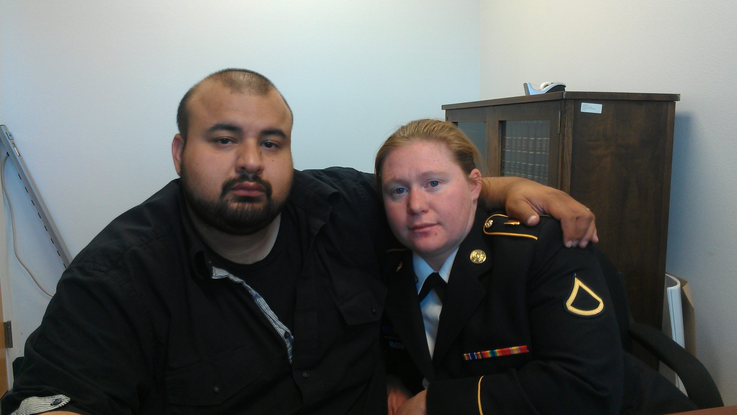 Mario and Kimberly Rivera