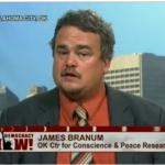 James M. Branum on Democracy Now, June 4 2014