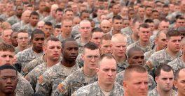 U.S. Army Soldiers in Iraq, 2007